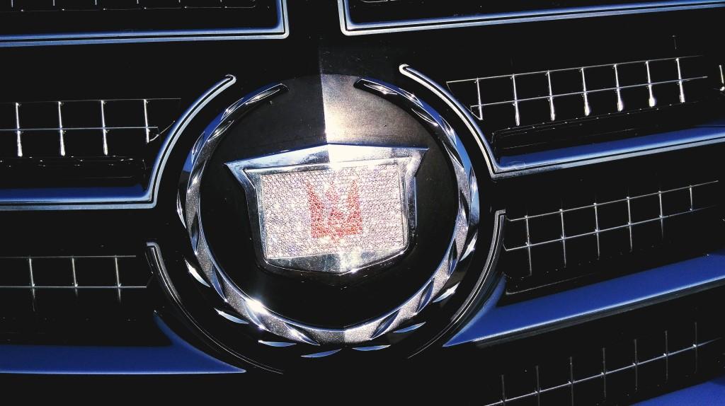Герб Украины на авто